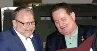 Brenscheidt und Plonka ausgezeichnet
